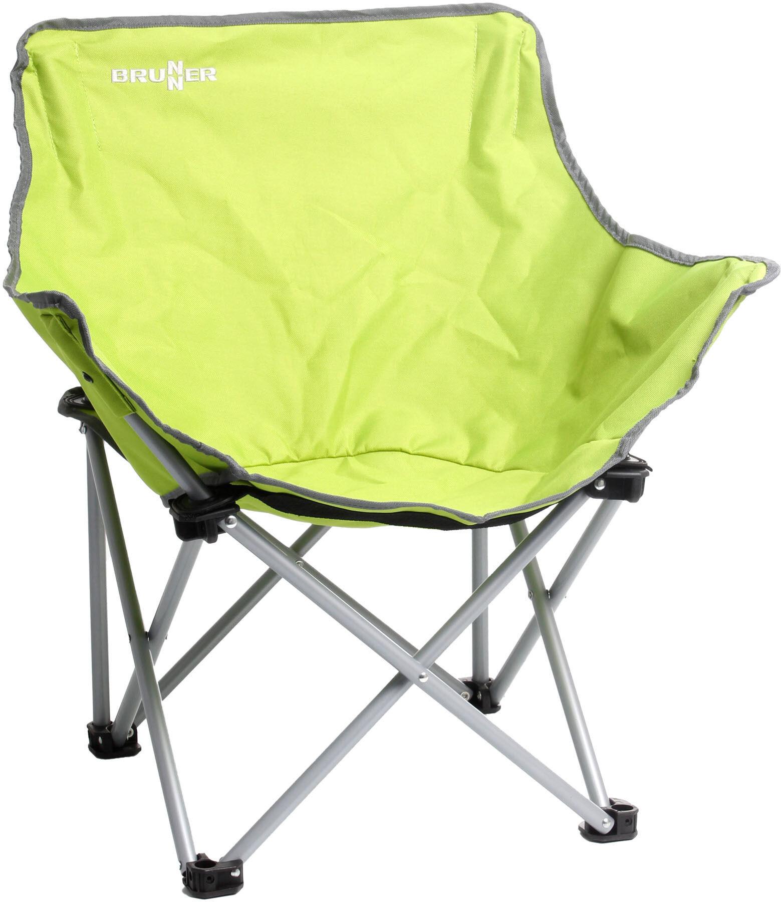 brunner action allround camping zitmeubel groen